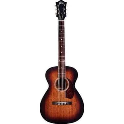 Guild M-20 Acoustic Guitar - Vintage Sunburst for sale