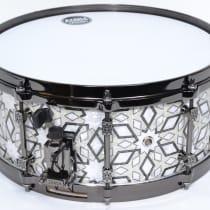 "Tama John Dolmayan Signature 6x14"" Maple Snare Drum 2010s image"