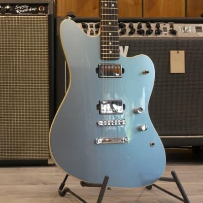 Fender Modern Jazzmaster HH Mystic Ice Blue (2019) Japon