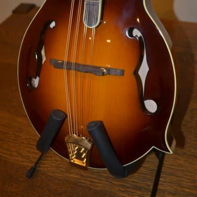 Washburn TCMF43SWK-LTD Timeless Collection Limited Edition F-Style Mandolin w/Hardshell Case