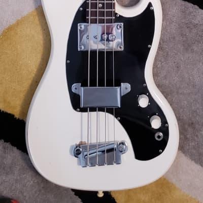 Kalamazoo KB-1 late 1960s  Bass Guitar with Gig Bag for sale
