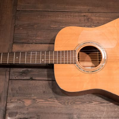 Tacoma DM-10 1999 Dreadnought Solid  Sitka and Mahogany Tone Woods for sale