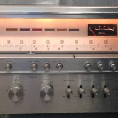 Pioneer SX-1280 Stereo Receiver, good (to excellent) cond., s.n. YB36048098 (orS), hard to tell