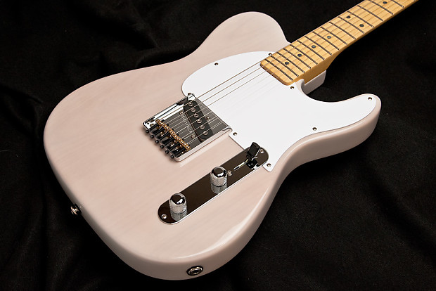 G&L ASAT Clic Solamente Blonde | UpFront Guitars LLC G Amp L Asat Deluxe Wiring Diagram on
