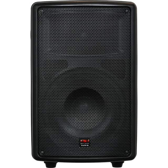 "Galaxy Audio TQ8 Traveler Quest 8 Battery Powered 8"" Speaker Built-In Bluetooth image"