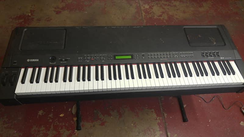 Yamaha P 250 88 Weighted Key Electric Grand Piano Needs Internal Amplifier