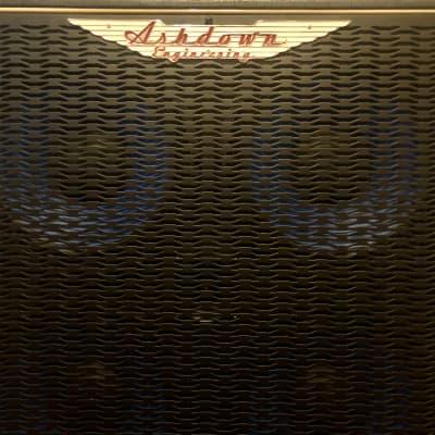 "Ashdown ABM-410H EVO IV 650-Watt 4x10"" Bass Speaker Cabinet 2016 - 2020 Black with Black Grill"