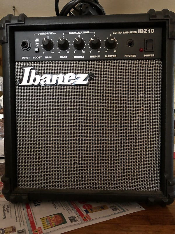 ibanez ibz10 guitar combo amp gear by jc reverb. Black Bedroom Furniture Sets. Home Design Ideas