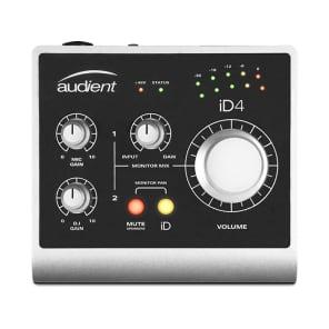 Audient iD4 Desktop USB Audio Interface