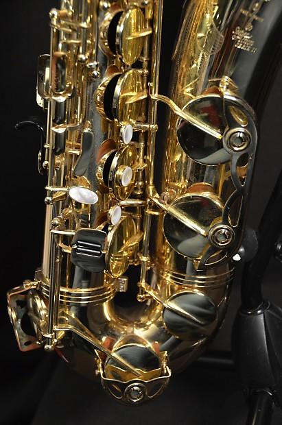 selmer paris super action 80 ii tenor saxophone sax reverb. Black Bedroom Furniture Sets. Home Design Ideas