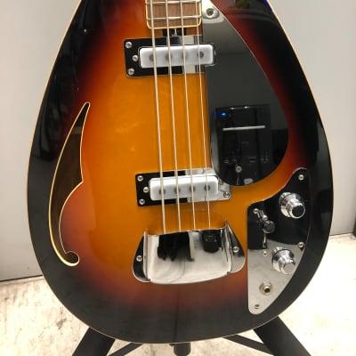 Vox Vox Bass VBW2000  Tri Color Sunburst for sale