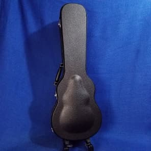 Mims Ukes: Kala Tenor Ukulele Hard Case Black Archtop BCT-AT Uke Accessory