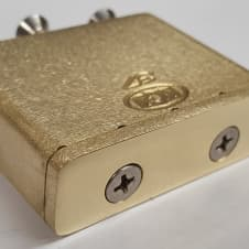 KGC Brass 32mm x 5/8 in. Tremolo Block -Floyd Rose -Big Block -Upgrade Tone, Sustain-World's Finest image