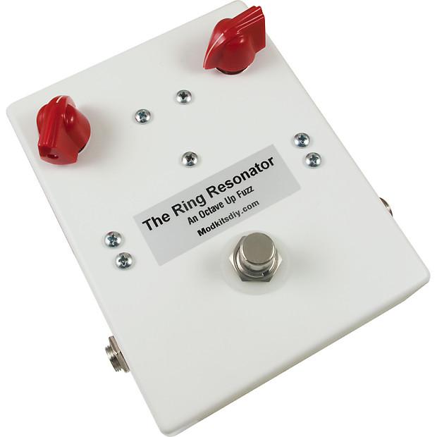 kit the ring resonator pedal kit mod kits diy reverb. Black Bedroom Furniture Sets. Home Design Ideas