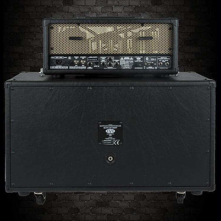evh 5150 iii el34 50 watt tube guitar head with 2x12 cab reverb. Black Bedroom Furniture Sets. Home Design Ideas