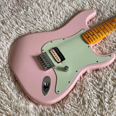 Fender Tom Delonge Style Hardtail Stratocaster Electric Guitar for sale