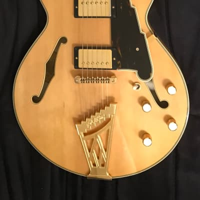 D'Angelico NYSS-3 Semihollow Archtop Jazz Guitar - Made in Japan NYSS Kurt Rosenwinkel for sale