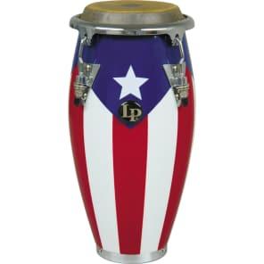 Latin Percussion LPM198-PR Music Collection Mini Tunable Wood Conga