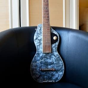 Herrnsdorf Markneukirchen 1960's Rare Vintage Guitar Made In Germany Grey Perloid Body for sale