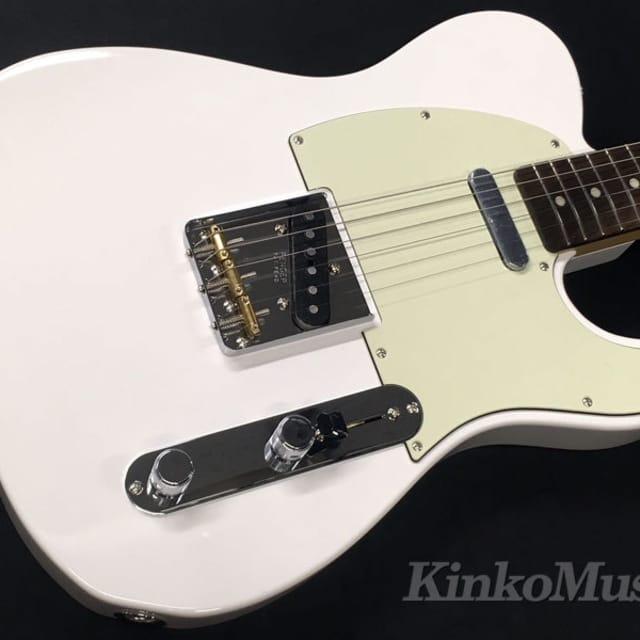Fender Japan Hybrid 60s Telecaster  Arctic White Weigth≒3.45kg  image