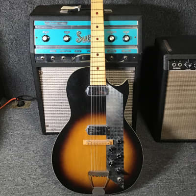 Kay Value Leader K1962 Sunburst for sale