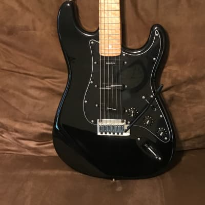 Ltd. Ed. Lite Ash Stratocaster W/Hard Case for sale