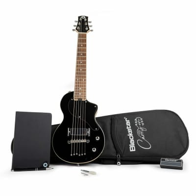 Blackstar Carry-On Travel Guitar Pack Black