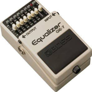 Boss GE-7 Graphic Equalizer for sale