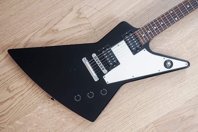 2005 gibson explorer electric guitar 39 76 reissue ebony reverb. Black Bedroom Furniture Sets. Home Design Ideas