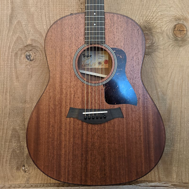 Taylor AD27e Grand Pacific American Dream Acoustic Electric Guitar Urban Sienna