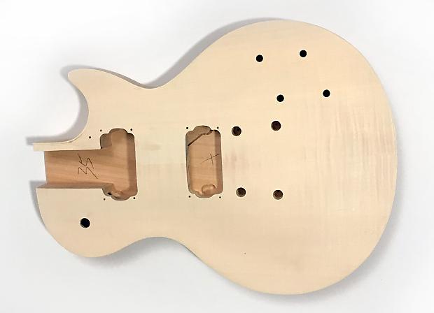 diy electric guitar kit singlecut 12 string style build reverb. Black Bedroom Furniture Sets. Home Design Ideas
