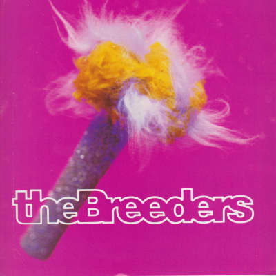 Divinehammer Guitar/Vocal Edition with Tablature by The Breeders 1993 Published by Belwin