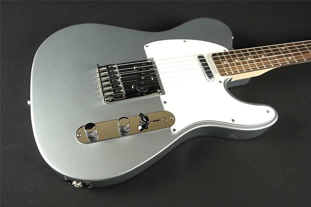 affinity telecaster slick silver
