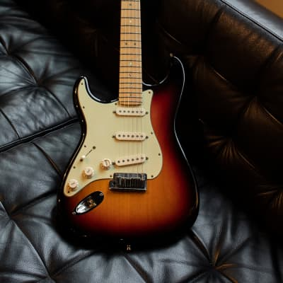 2007 Fender American Deluxe Stratocaster With S1 Switching System - LEFTY for sale