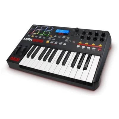 Akai MPK225 Performance Keyboard Controller, 25-Key
