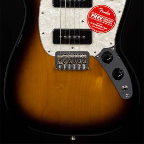 Fender Mustang 90, Pau Ferro Fingerboard, 2-Color Sunburst for sale