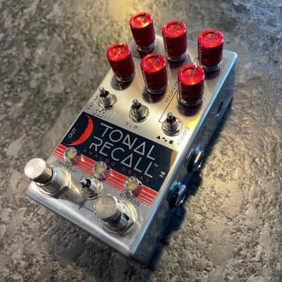 Chase Bliss Audio Tonal Recall V2 Red Knob Mod RKM Analog Delay