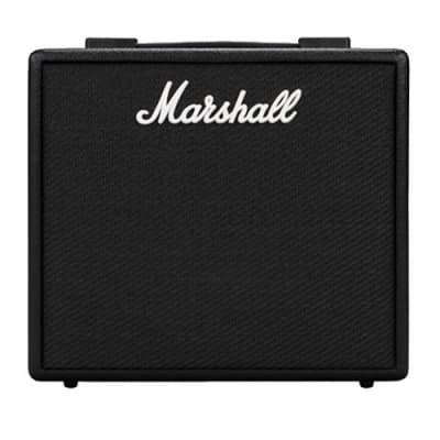 "Marshall Code 50 Digital 50-Watt 1x12"" Modeling Guitar Combo Amp"