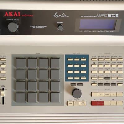Akai MPC 60 ii