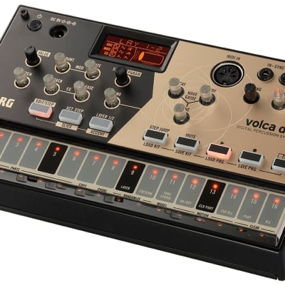 Korg VOLCADRUM Digital Percussion Synthesizer
