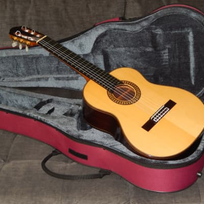 RARITY - SABURO NOGAMI NAA-30H - FINEST GRADE ALTO/REQUINTO GRAND CONCERT GUITAR for sale