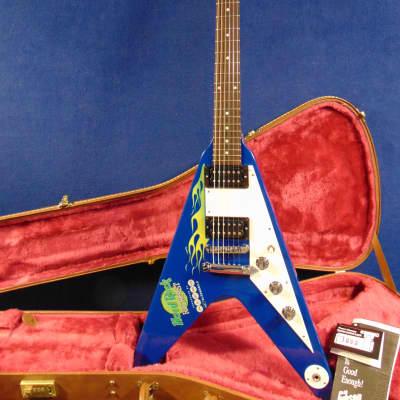 Gibson Flying V Hard Rock Cafe Model