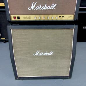 Marshall JCM 800 Lead Series Model 2203 100-Watt Master Volume Half Stack