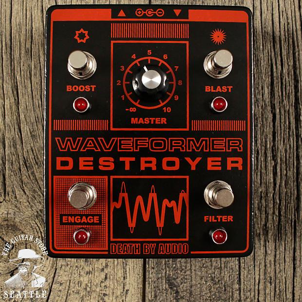 death by audio waveformer destroyer the guitar store reverb. Black Bedroom Furniture Sets. Home Design Ideas