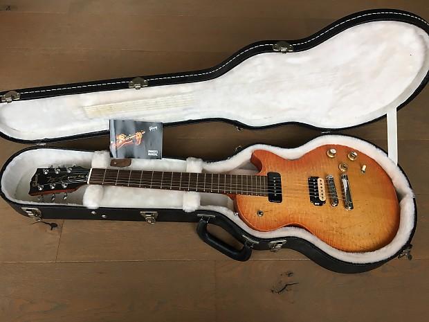 Gibson les paul bfg gary moore 2009 lemonburst reverb - Gibson gary moore ...