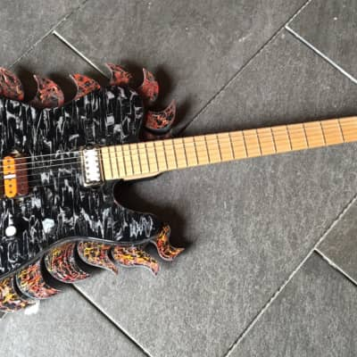 Bootleg Guitars Custom tele 2016 Custom Finish for sale