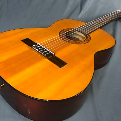 Franciscan T460 MIJ 1970's Spruce Mahogany for sale