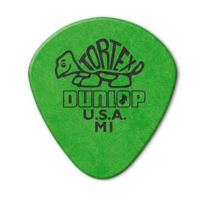 Dunlop 472RM1 Tortex Jazz M1 .88mm Guitar Picks (36-Pack)