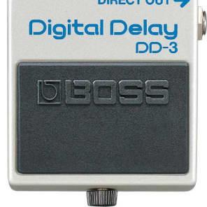 BOSS DD-3 Digital Delay Pedal for sale
