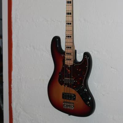 Goya Jazz Bass 1975 Sunburst for sale
